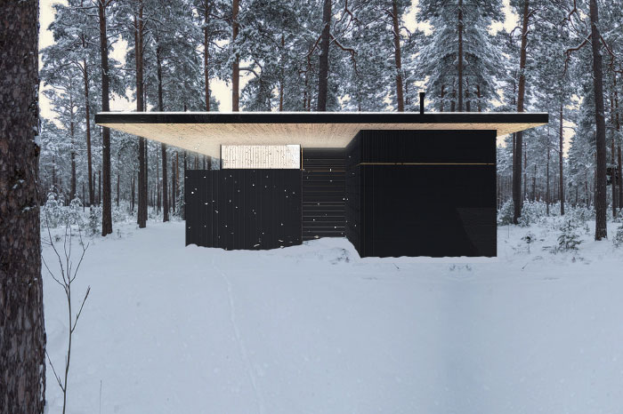 Cabin 5 by IZEN